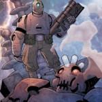 Small Press Spotlight: Atomic Robo