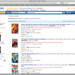 Amazon Selling Select Marvel Omnibuses For $15 UNDER 10 DOLLARS