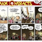 Friday Recommendation: Max Overacts