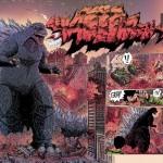 ECCC '12: James Stokoe Destroys Japan With New Godzilla Mini