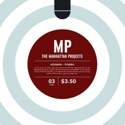Manhattan Projects #3 Cover