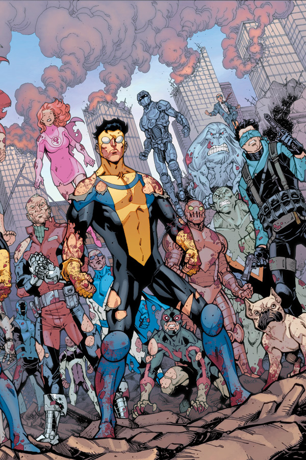 Review: Invincible Universe #1 – Multiversity Comics