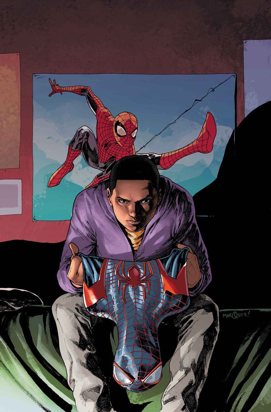Image result for the death of spiderman