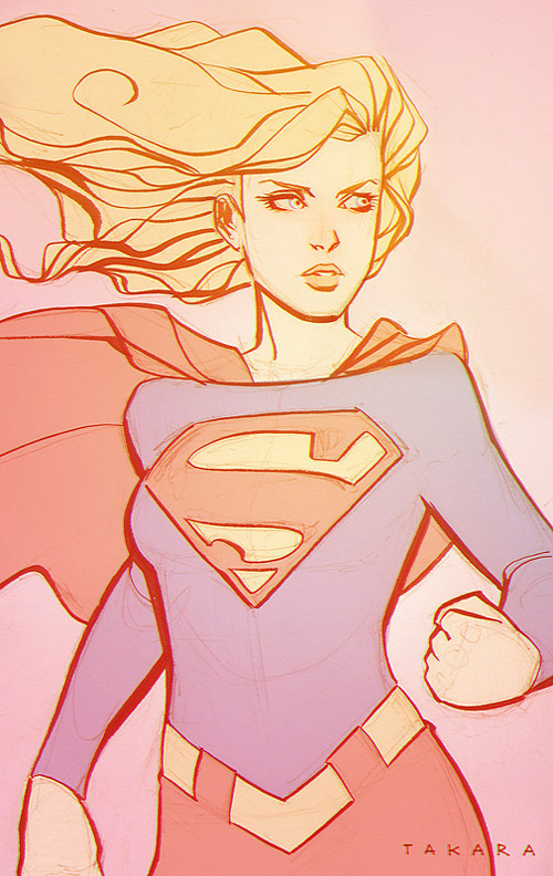 "The Rundown: ""Supergirl"" TV Show Details Emerge, Todd Klein Analyzes Marvel Studios Logos, and more"