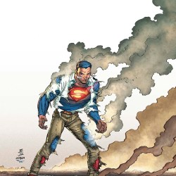 Superman #41 Cover
