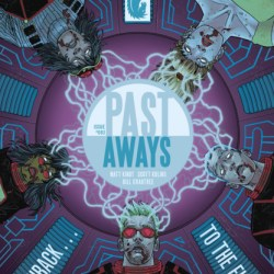 Past Aways #3 cover