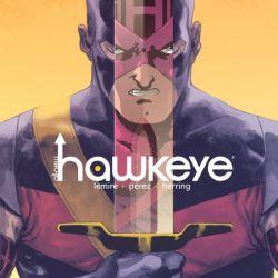 All-New Hawkeye 3 cover