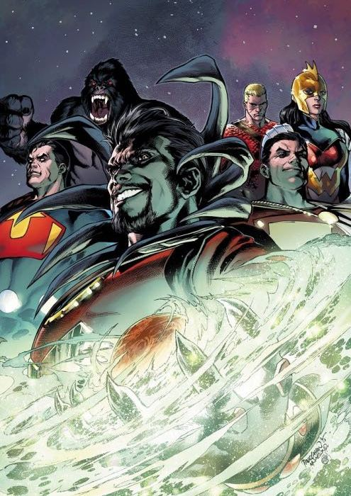 Convergence 6 cover