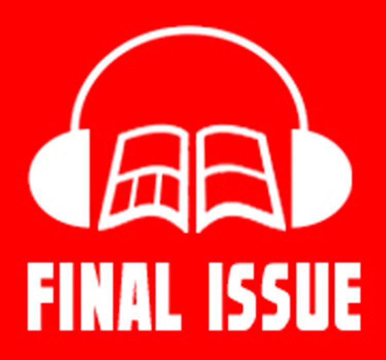 The Final Issue Podcast Full Size Image