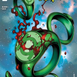 Green Lantern Lost Army #1