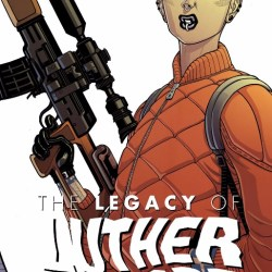 The Legacy of Luther Strode Issue Two Cover