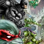 Batman/Teenage Mutant Ninja Turtles Crossover Announced