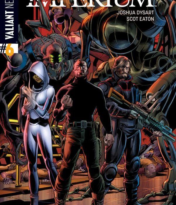 Imperium #6 Cover
