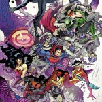 """Exclusive Cover Reveal: Dale Eaglesham's """"Justice League 3001"""" #3 Variant"""