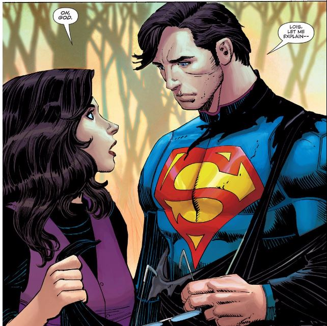 Superman 42 the reveal