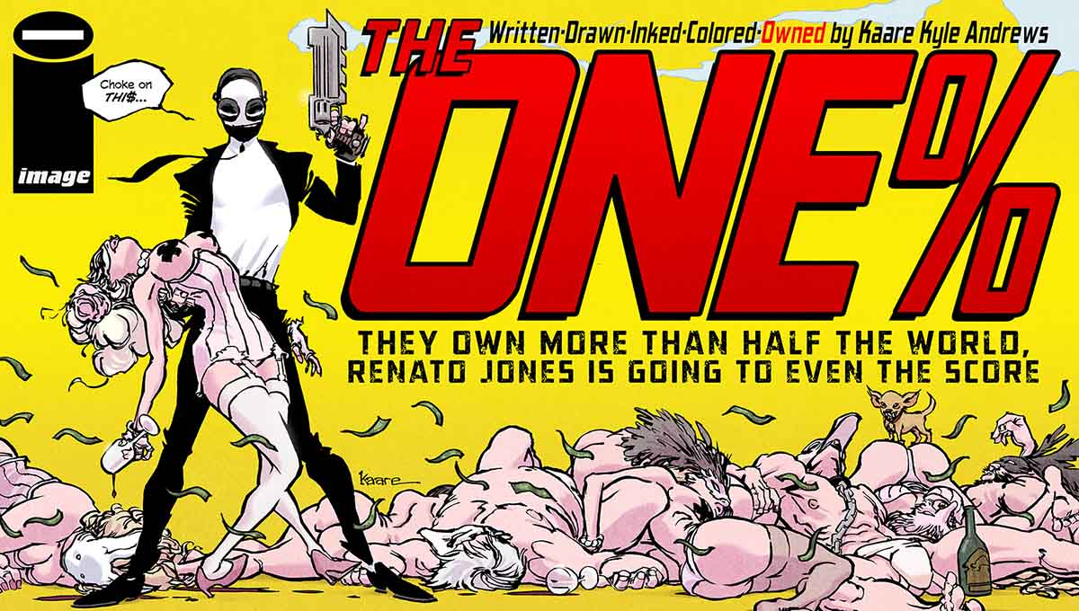 the one percent image expo