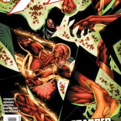 The Flash #43 Cover