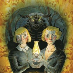 Harrow County #5 (Cover, no titles)