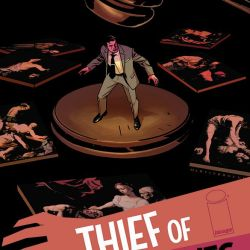 Thief of Thieves #30 Cover