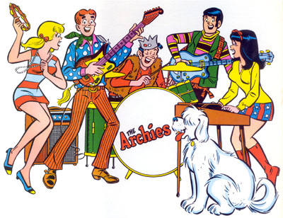 Archie Comics Band