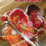 "Swords, Sorcery & Some More Swords In ""Red Sonja/Conan"" #1 [Review]"