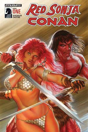 Red Sonja/Conan #1 Cover