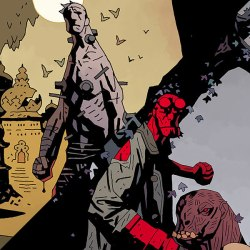 """Frankenstein Underground"" and ""Hellboy and the B.P.R.D."""