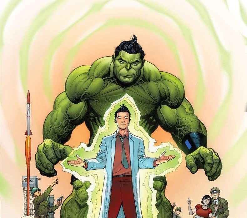 Totally Awesome Hulk #1