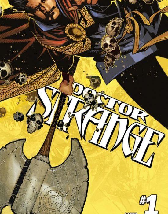 Doctor Strange Issue 1 Cover
