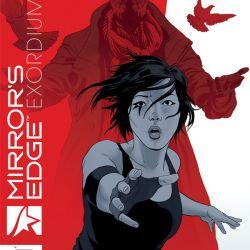 Mirror's Edge: Exordium #3 Cover
