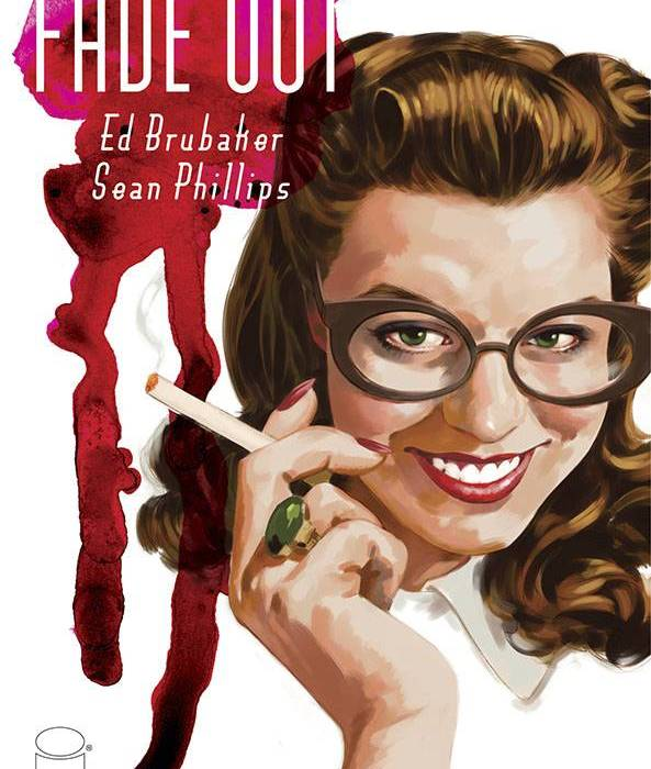 The Fade Out #10 Cover