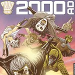 Multiver-City One: 2000 AD Prog 1958 – Did You Make A Comment, Creep?