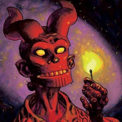Duncan Fegredo's Young Hellboy