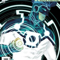 Justice League Darkseid War Green Lantern #1 Cover