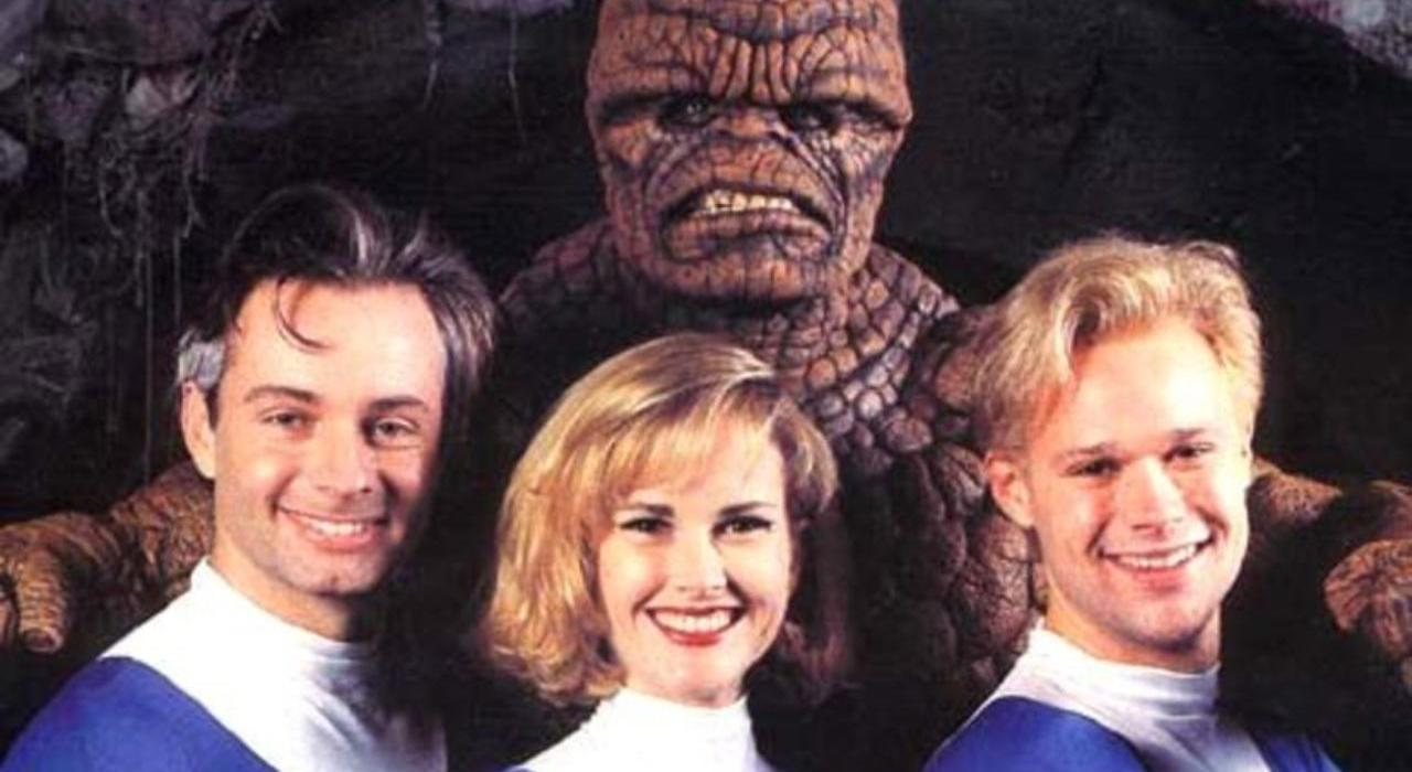 Fantastic Four Movie (1994)