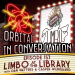 Orbital In Conversation – Episode 157: Limbo at the Library with Dan Watters & Caspar Wijngaard [Podcast]