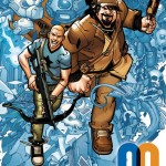 "Rafer Roberts ""A&A: The Adventures of Archer and Armstrong"" [Interview]"