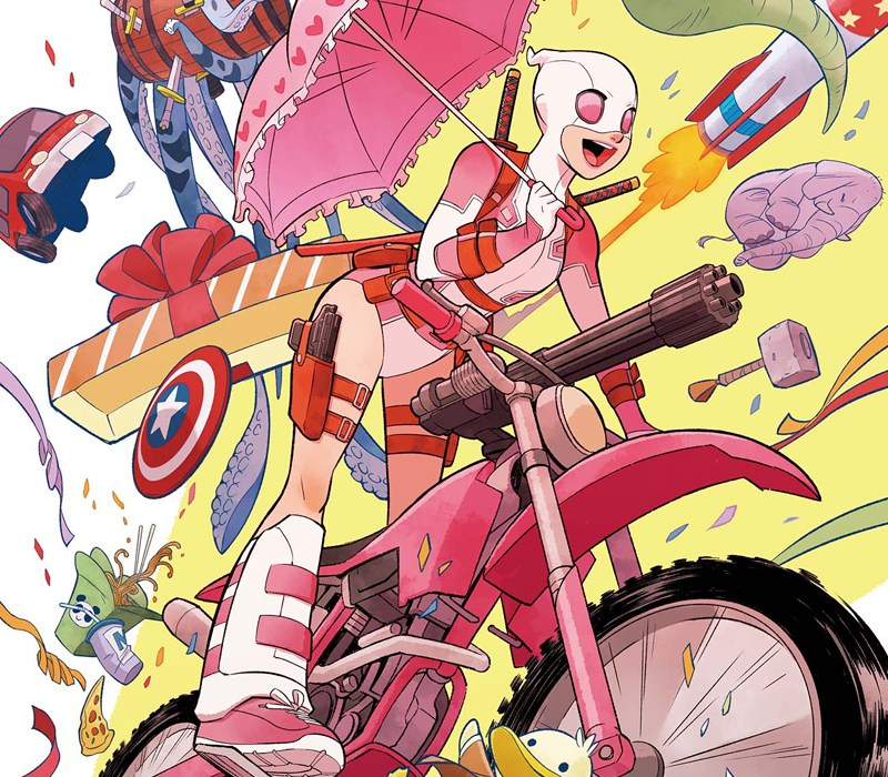 Gwenpool #1 Cover