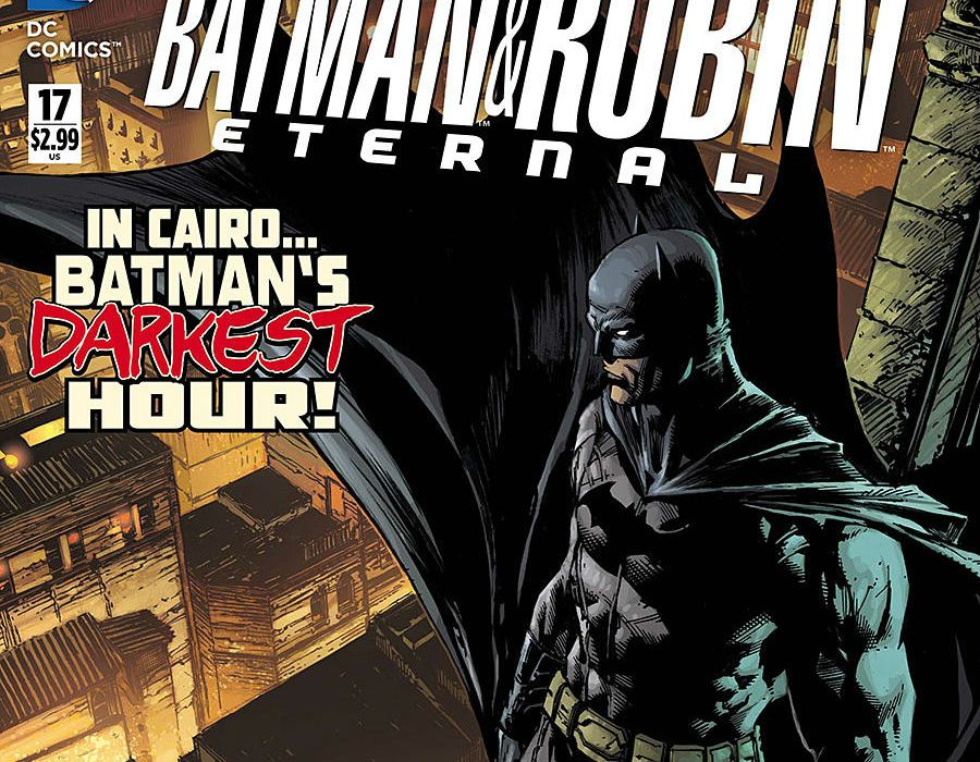 Batman and Robin Eternal 17 Cover Cropped