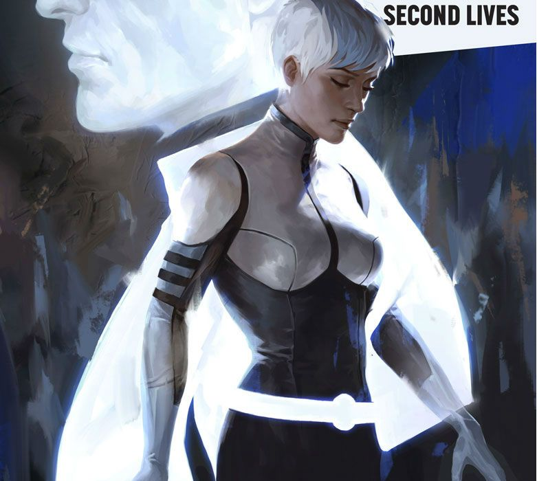 Dr Mirage Second Lives #3 Cover Cropped