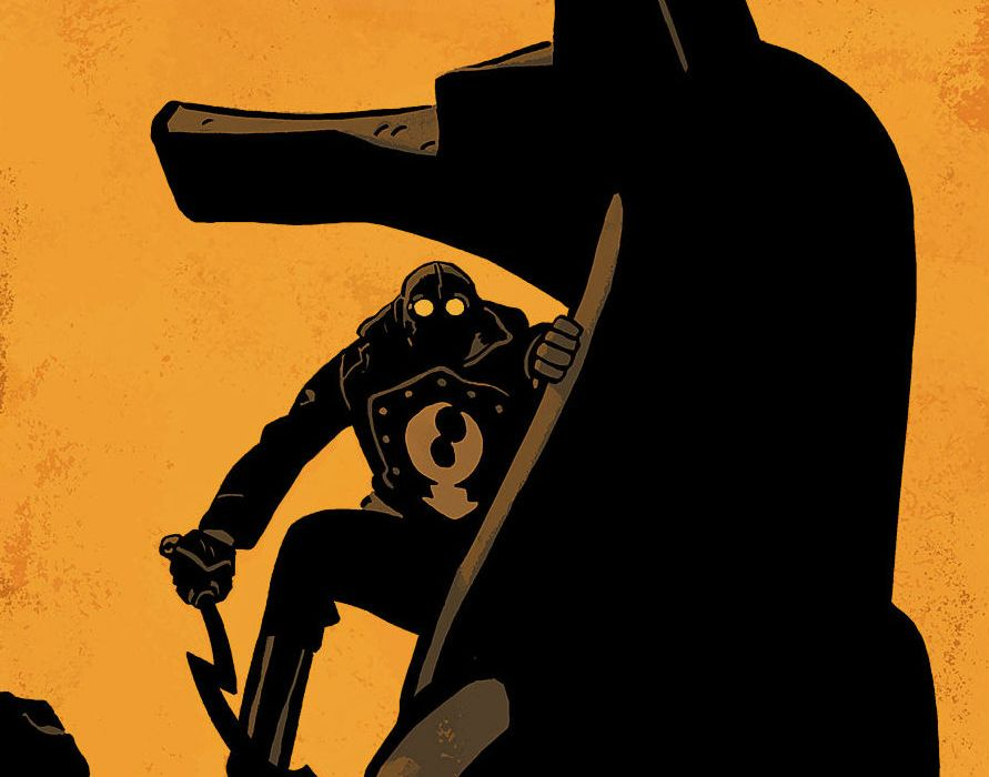 Lobster Johnson the Glass Mantis Cover Cropped