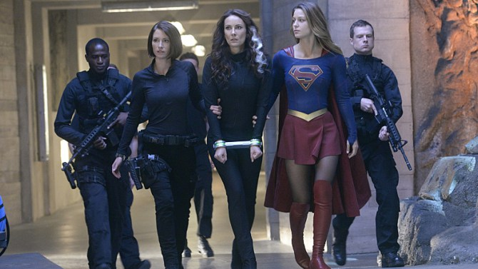 Supergirl Blood Bonds