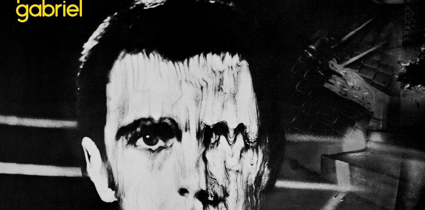 Peter Gabriel [1980] Cover