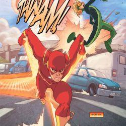 The Flash Karl Kerschl