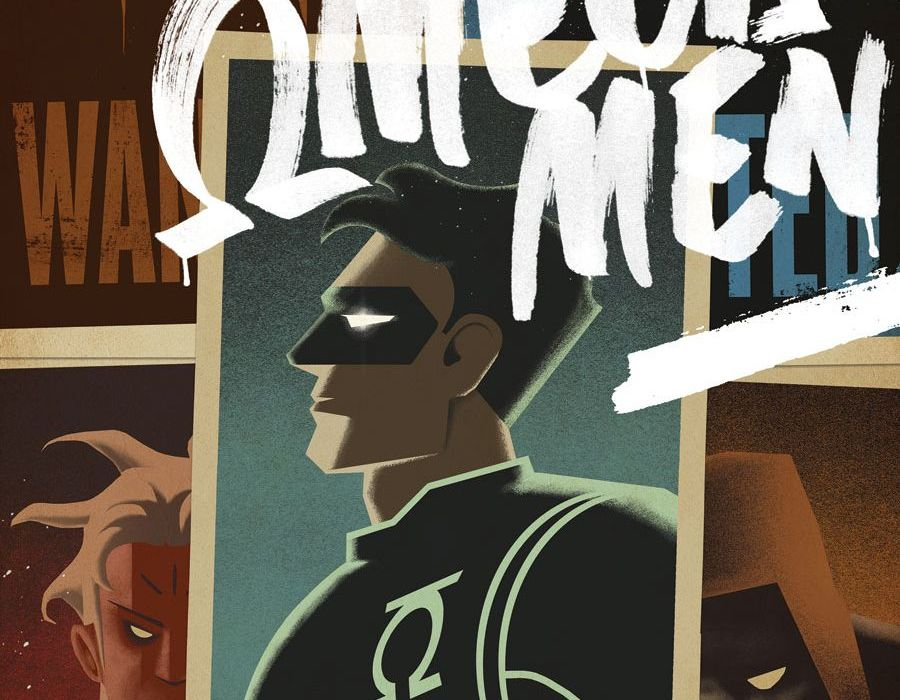 The Omega Men #12 Featured