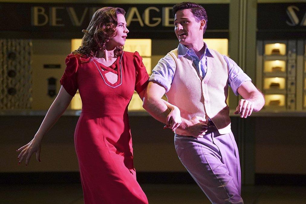 "Agent Carter ""A Little Song and Dance"""