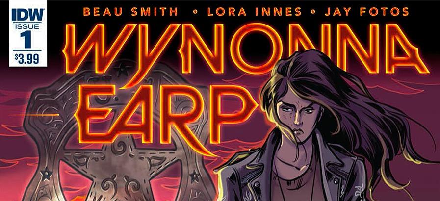 Wyonna Earp #1