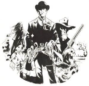 Brian Hurtt's first Sixth Gun image