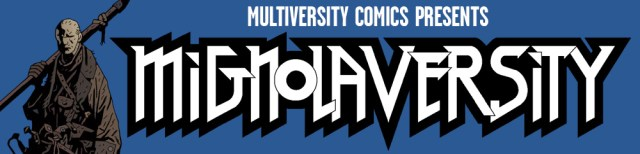 Baltimore Mignolaversity Logo