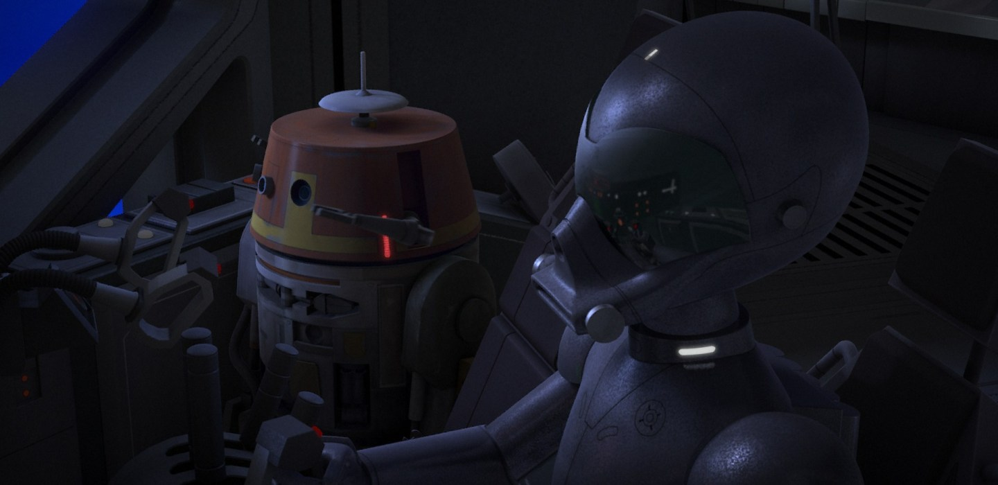 Star Wars Rebels The Forgotten Droid